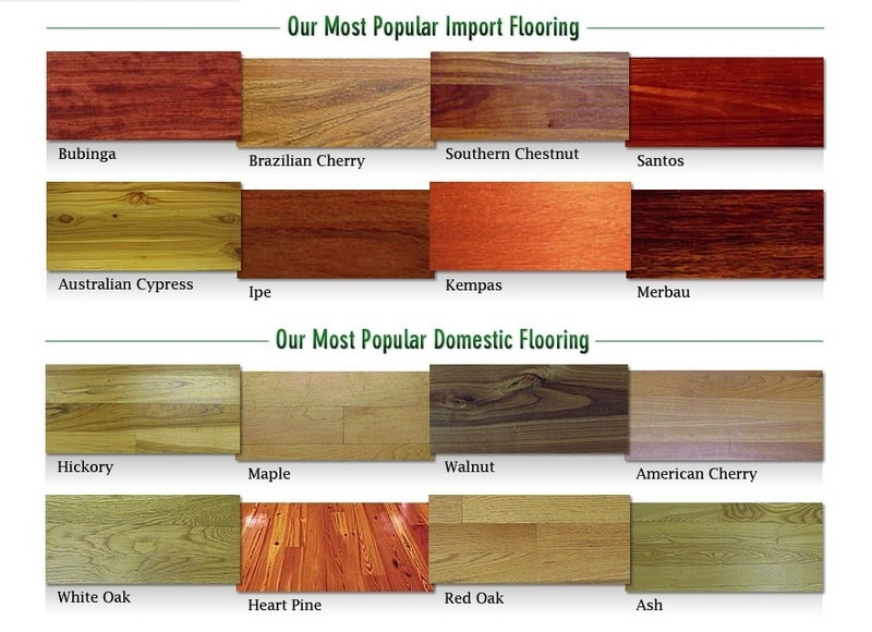 Wood Finishes